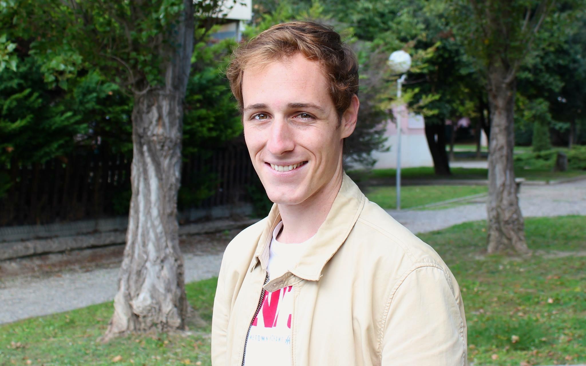 Robin Pretot, collaborateur politique au Conseil Régional PACA