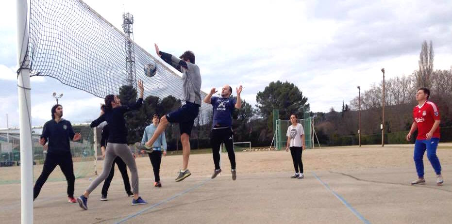 Focus sur les entrainements sportifs en vue du Magisterium