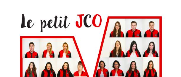 Couverture du magazine des 2A : Le Ptit JCO