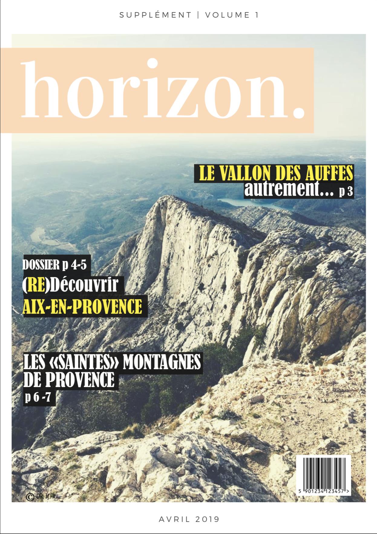 Magazine Horizon