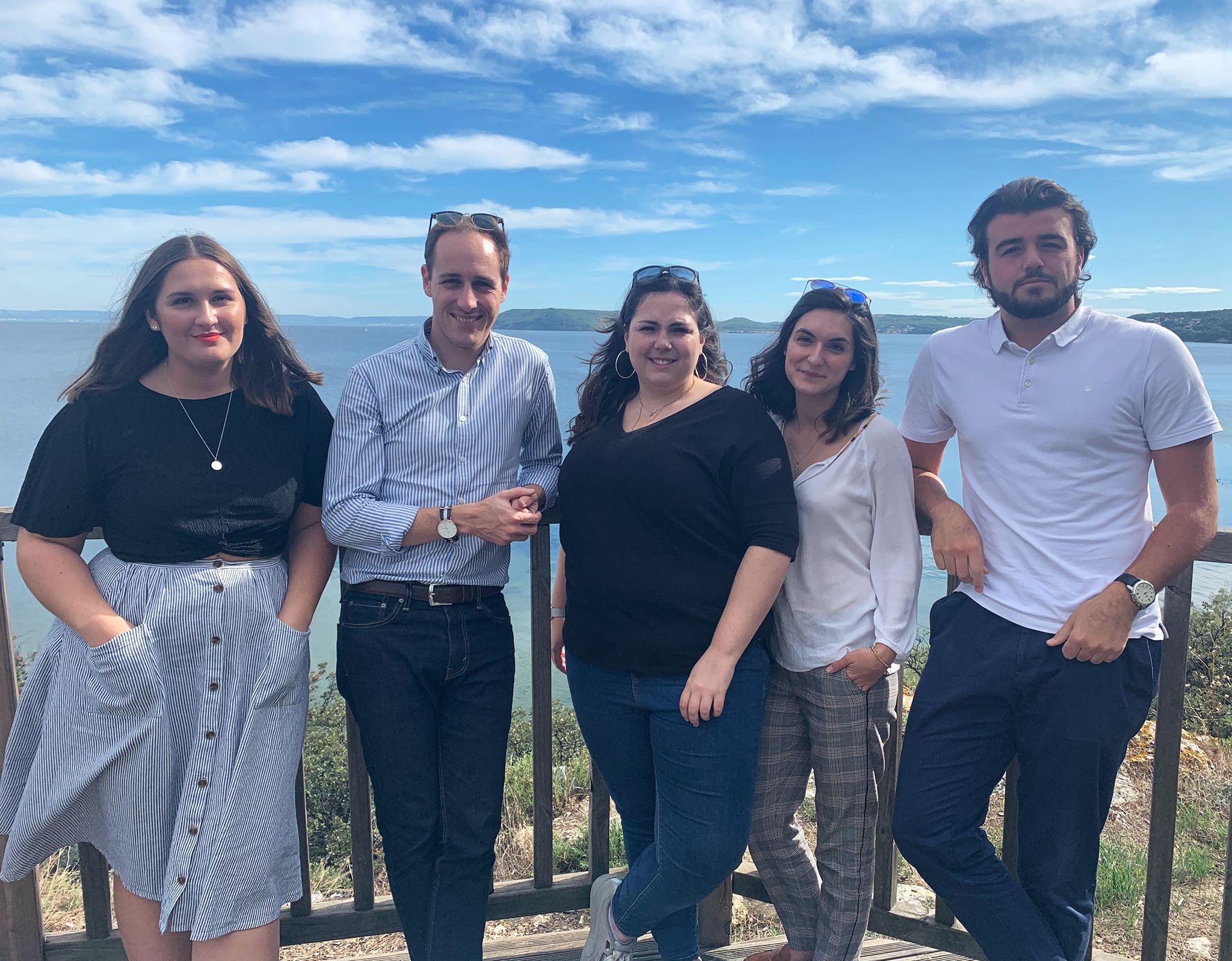 Des magistériens en appui de la candidature de Robin Pretot à Istres