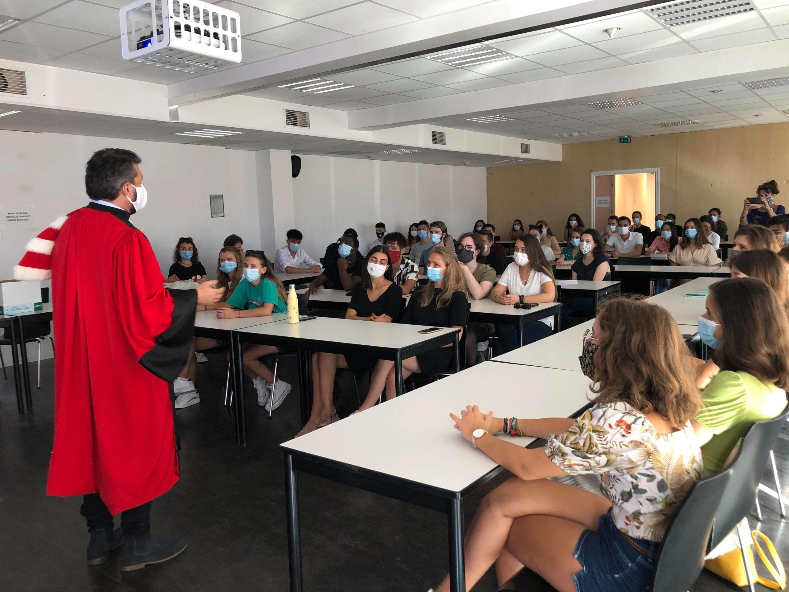 Rentrée etvie étudiante : comment le JCO sait se réinventer