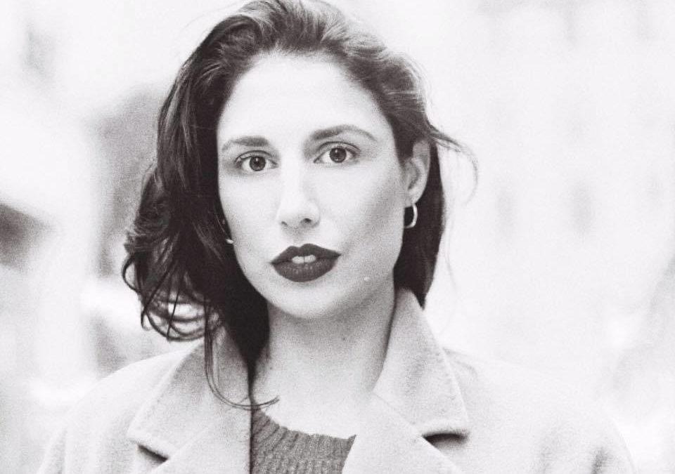 Megan Arnaud, attachée de presse chez Pascale Venot