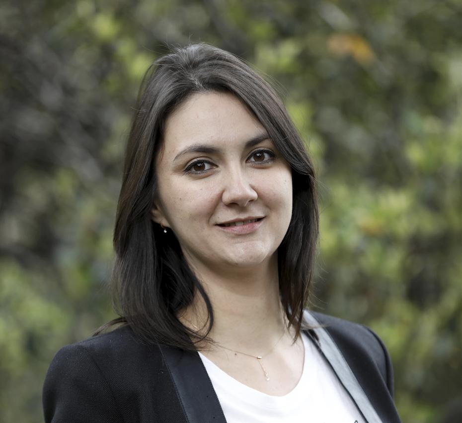 Marine Stromboni, journaliste à La Provence