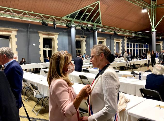 Sophie Joissains-Masini élue nouvelle maire d'Aix-en-Provence