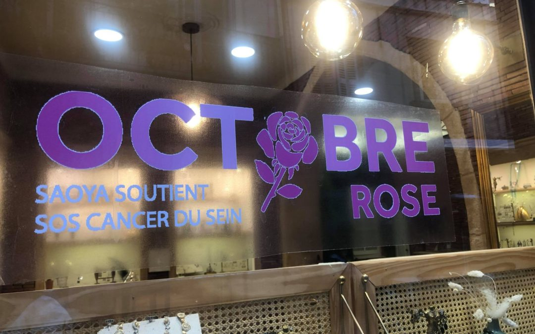 Octobre Rose : La lutte contre le cancer du sein se poursuit